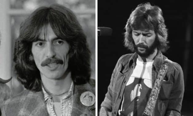 George Harrison-Eric Clatpton