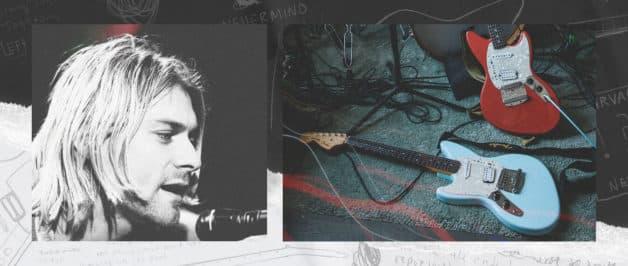 Jag-Stang Kurt Cobain