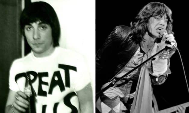 Keith Moon-Mick Jagger