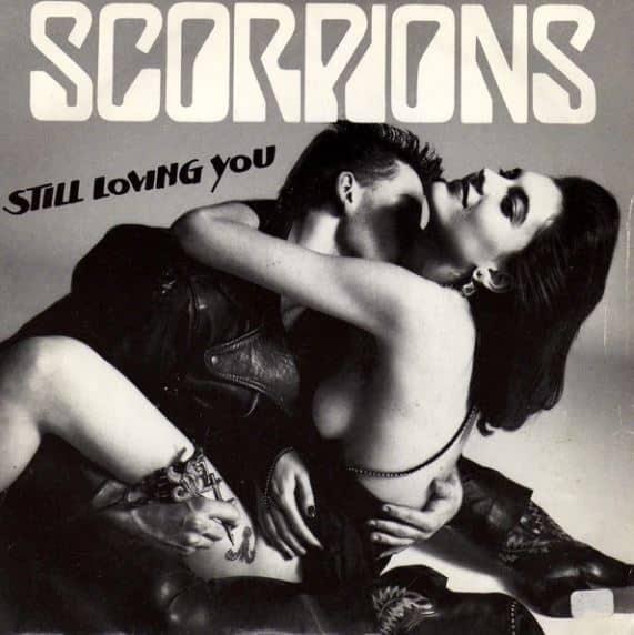 Scorpions still loving you_single cover