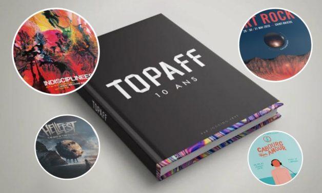 Livre TOPAFF 10 ans