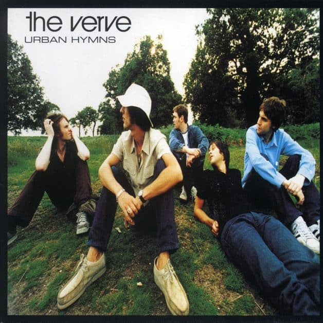 Cover Urban Hymns - The Verve