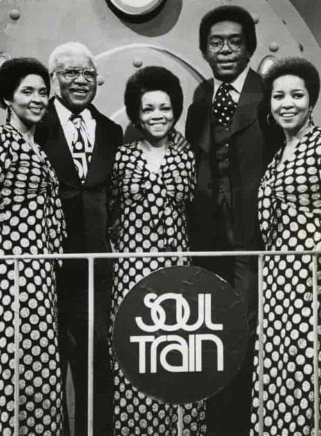 Staple Singers à Soul Train